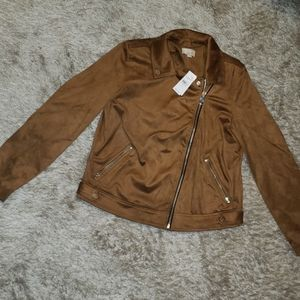 Brown Loft jacket